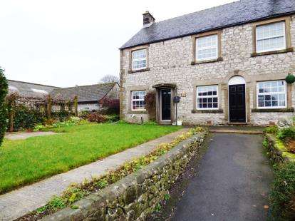 3 Bedrooms Semi Detached House for sale in Mill Lane, Hartington, Buxton, Derbyshire