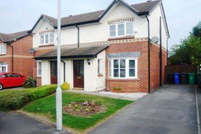 3 Bedrooms Semi Detached House for sale in Hilton Road, Manchester, Greater Manchester