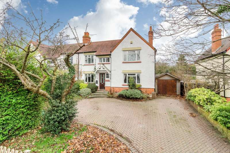 4 Bedrooms Semi Detached House for sale in Buckingham Road, Bletchley