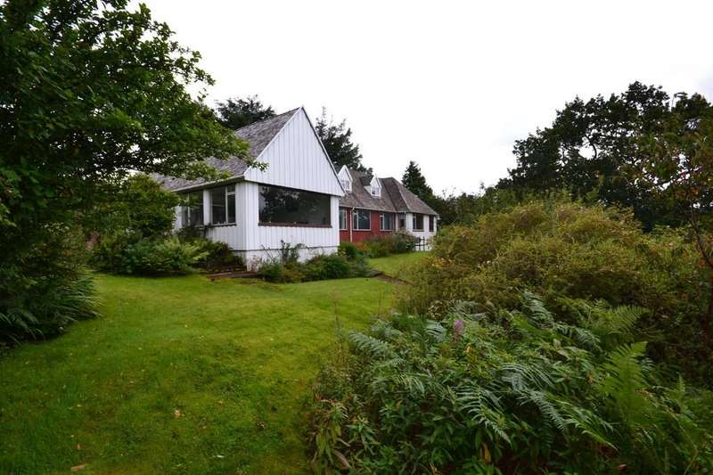 4 Bedrooms Detached House for sale in Fishnish House, Fishnish, Isle of Mull