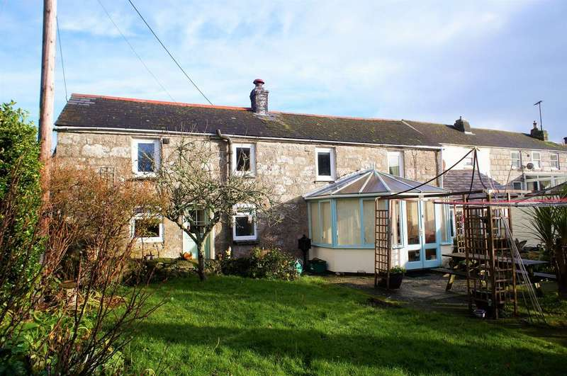 4 Bedrooms Cottage House for sale in Crippas Hill, St Just TR19