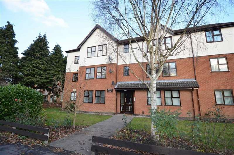 2 Bedrooms Apartment Flat for sale in Guilford Court, Stoneygate