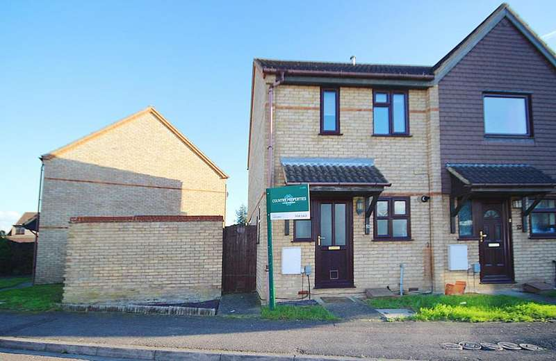 2 Bedrooms Terraced House for sale in Hospital Road, Arlesey, SG15