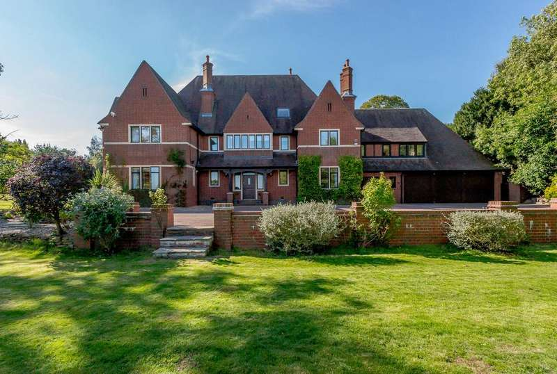 7 Bedrooms Detached House for sale in Church Road, Kirkby Mallory, LE9