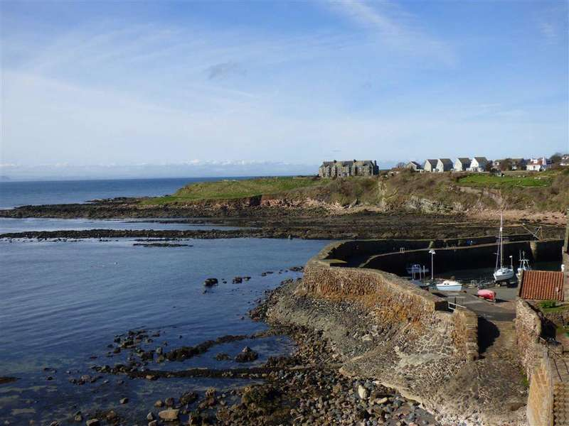 4 Bedrooms Terraced House for sale in Osborne Terrace, Crail, Fife