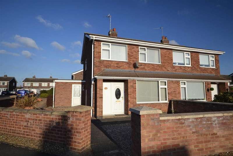 3 Bedrooms Semi Detached House for sale in Lonsdale Road, Stamford