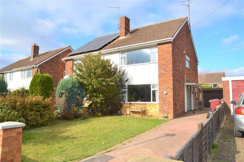 2 Bedrooms Semi Detached House for sale in Underwood Road, Reading, Berkshire, RG30
