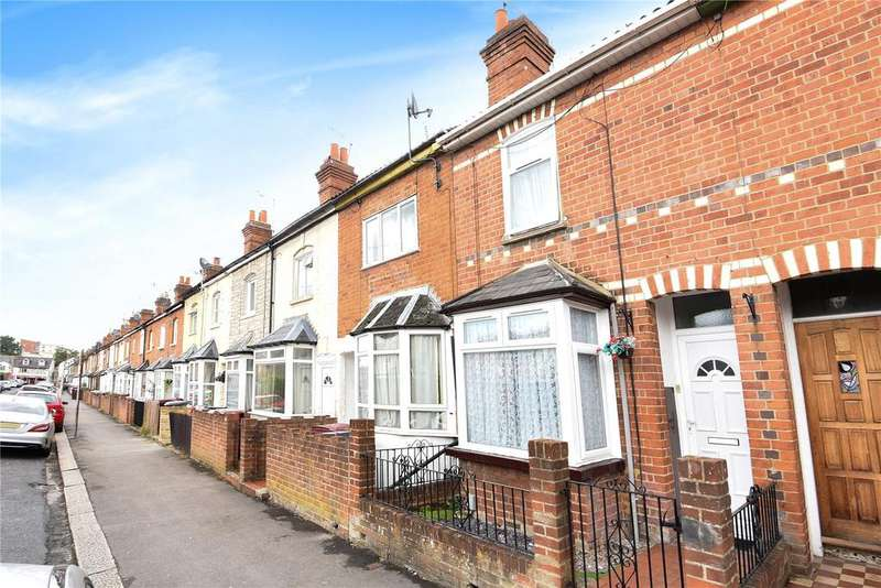 3 Bedrooms Terraced House for sale in Cranbury Road, Reading, Berkshire, RG30