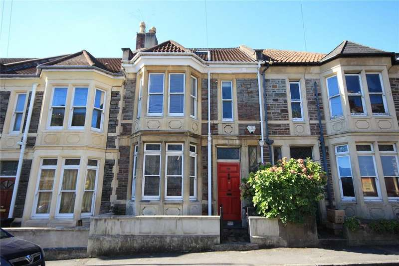 3 Bedrooms Terraced House for sale in Richmond Road, Montpelier, Bristol, BS6