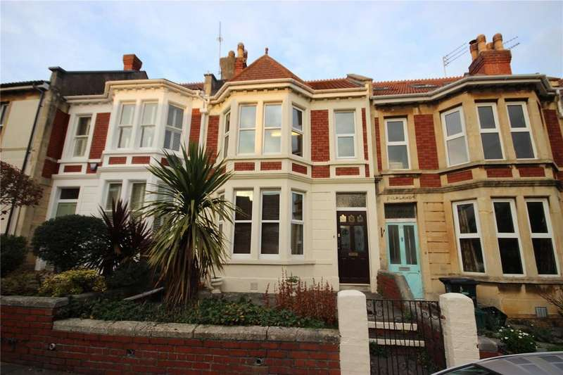 3 Bedrooms Terraced House for sale in Halsbury Road, Westbury Park, Bristol, BS6