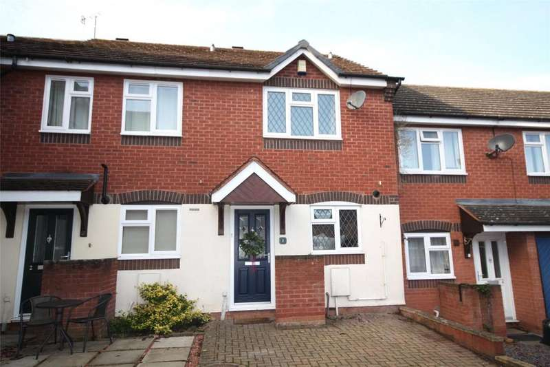 2 Bedrooms Terraced House for sale in Treacle Nook, Lyppard Woodgreen, Worcester, Worcestershire, WR4