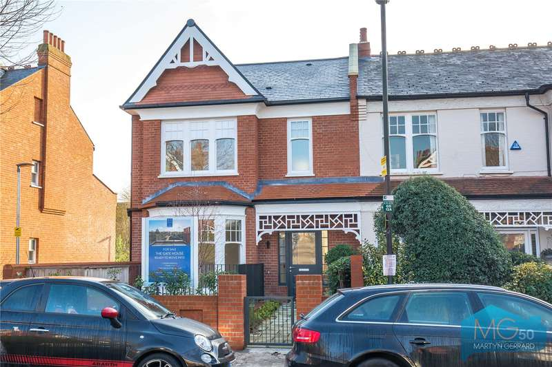 4 Bedrooms End Of Terrace House for sale in Grand Avenue, London, N10