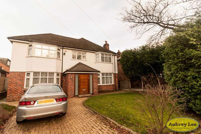 5 Bedrooms Detached House for sale in Singleton Road, Manchester