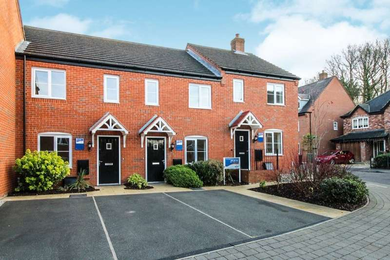 2 Bedrooms Terraced House for sale in Bath Vale, Congleton, CW12