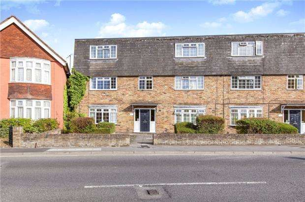 2 Bedrooms Apartment Flat for sale in Maple Court, St. Leonards Road, Windsor