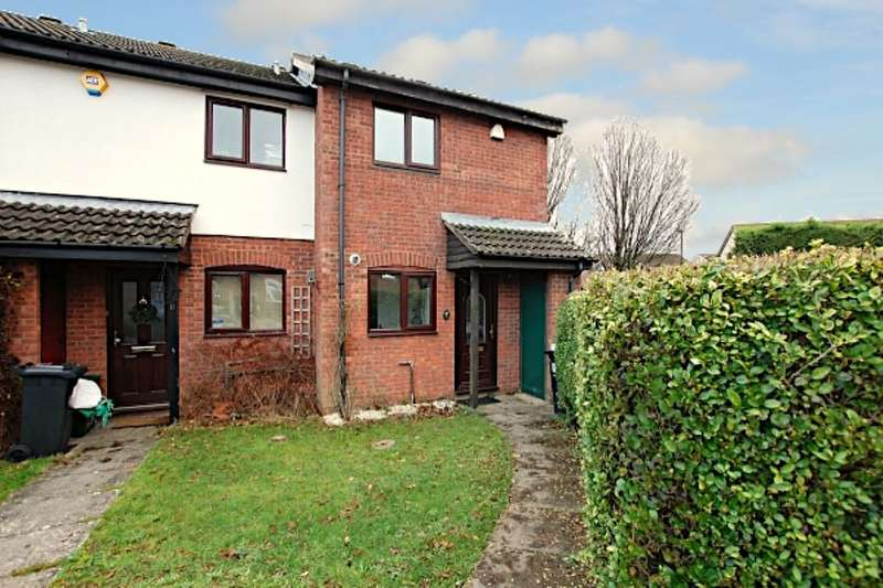 2 Bedrooms Property for sale in Steel Court, Longwell Green, Bristol, BS30