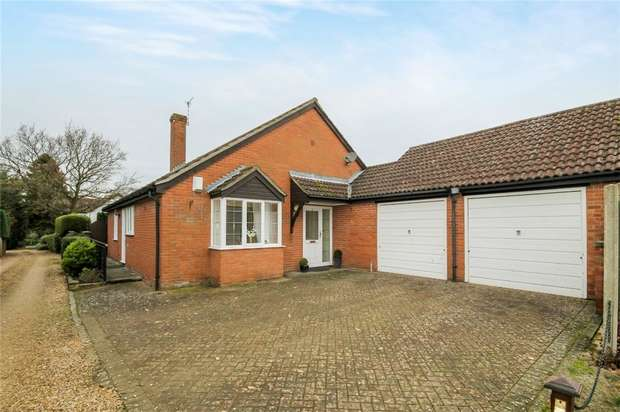 3 Bedrooms Detached Bungalow for sale in Carlton Gardens, Bedford