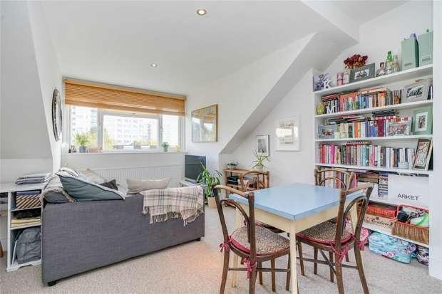 1 Bedroom Flat for sale in Avenue Gardens, Acton