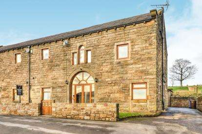 5 Bedrooms Barn Conversion Character Property for sale in Pasture Lane, Barrowford, Nelson, Lancashire, BB9