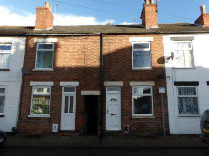 2 Bedrooms Terraced House for sale in Gladstone Street, Loughborough, Leicester, Leicestershire