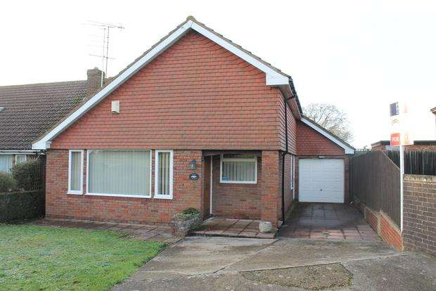 3 Bedrooms Bungalow for sale in Warden Hill Road, Luton, LU2