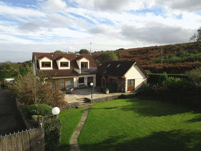 4 Bedrooms Property for sale in Mountain View, Heol Llan, Coity, Bridgend