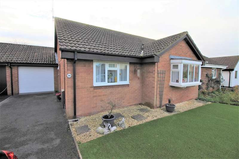 2 Bedrooms Bungalow for sale in Squires Leaze, Thornbury, Bristol, BS35 1TF