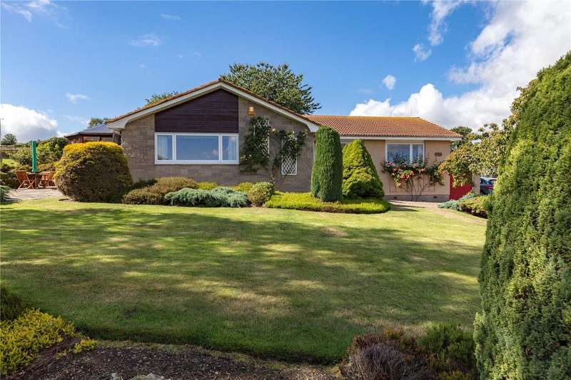 4 Bedrooms Detached Bungalow for sale in Forleys Park and Field, Goslawdales, Selkirk, Scottish Borders