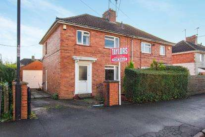 3 Bedrooms Semi Detached House for sale in Stanton Road, Southmead, Bristol, City Of Bristol