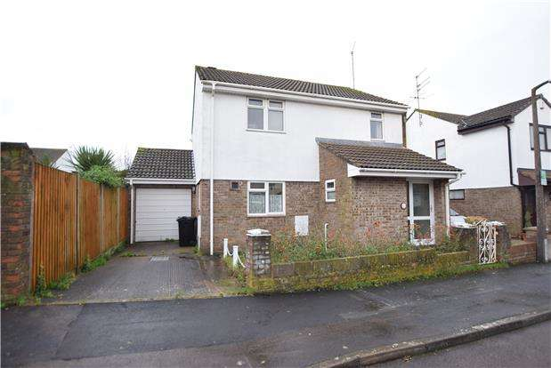 3 Bedrooms Detached House for sale in Martock Road, Keynsham, BRISTOL, BS31 1XA