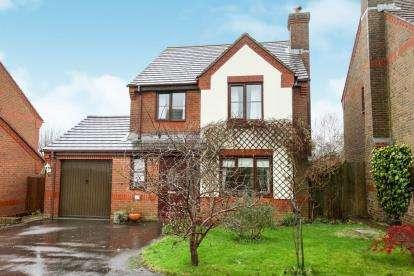 4 Bedrooms Detached House for sale in Motcombe, Shaftesbury, Dorset
