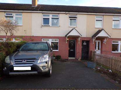 3 Bedrooms Terraced House for sale in Hillside Road, Blacon, Chester, Cheshire, CH1