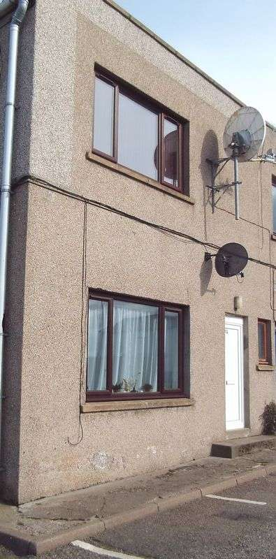 1 Bedroom Property for sale in Milton Drive, Buckie