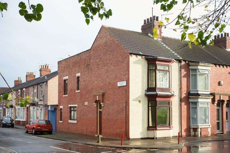 3 Bedrooms Property for sale in Parliament Road, Middlesbrough