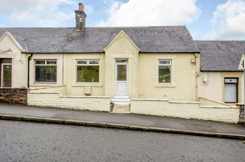 2 Bedrooms Property for sale in Broomknowe, Dalmellington, Ayr