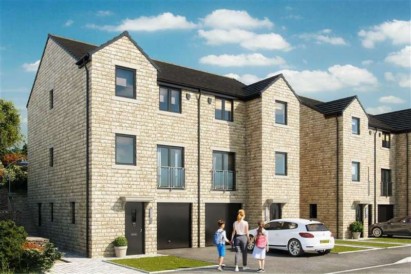 4 Bedrooms Semi Detached House for sale in Lillands Lane, Brighouse