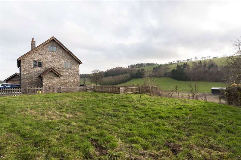 4 Bedrooms Detached House for sale in Millers Cottage, Edgton, Craven Arms, Shropshire, SY7