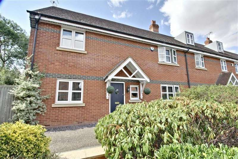 5 Bedrooms End Of Terrace House for sale in Nr Parmiters School, Hertfordshire