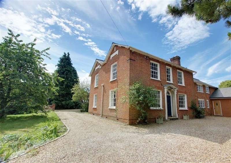 6 Bedrooms Detached House for sale in Weston Turville, Buckinghamshire