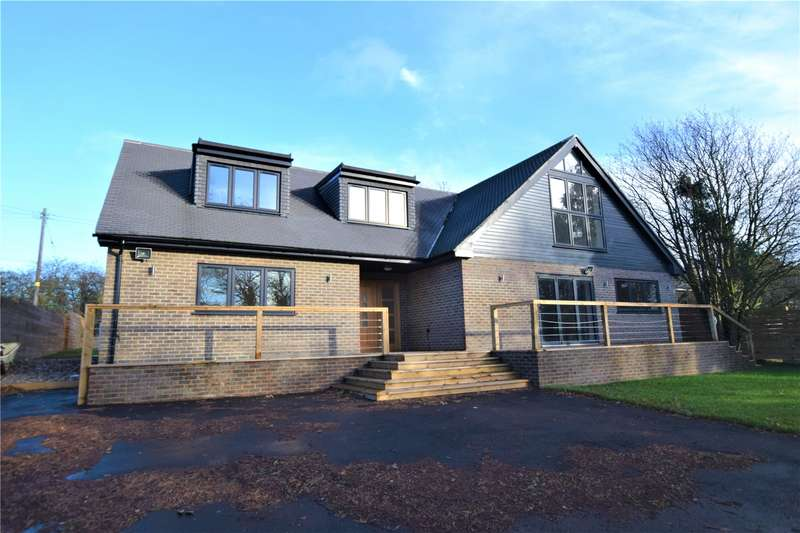 4 Bedrooms Detached House for sale in Ugley
