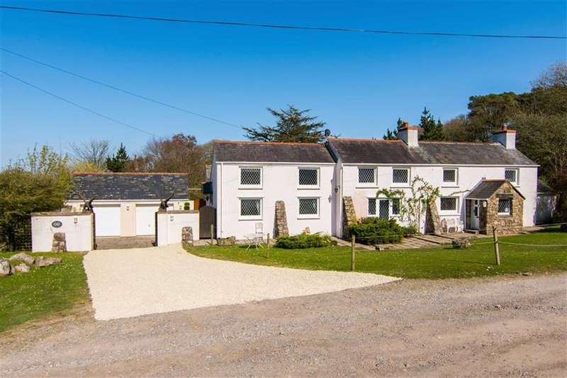 3 Bedrooms Detached House for sale in Penmaen, Gower