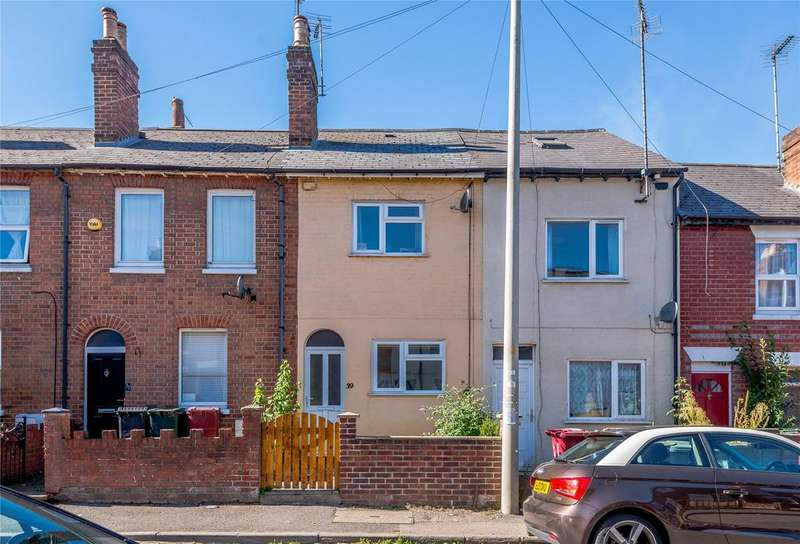 2 Bedrooms Terraced House for sale in Cumberland Road, Reading, Berkshire, RG1