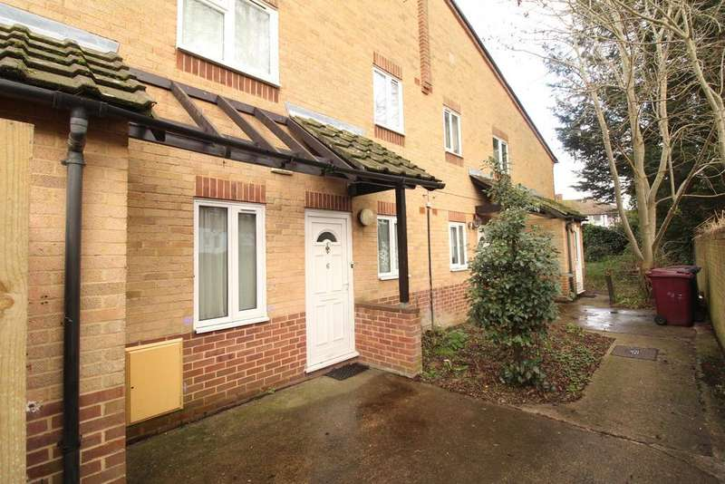 2 Bedrooms Apartment Flat for sale in Burdett Court, Reading