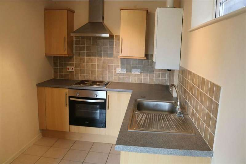 1 Bedroom Flat for sale in Flat 3, Clare Court, Bourne