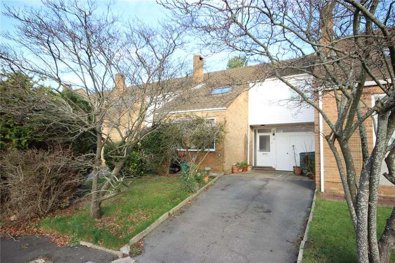 4 Bedrooms Terraced House for sale in Waterdale Close, Henleaze, Bristol, BS9