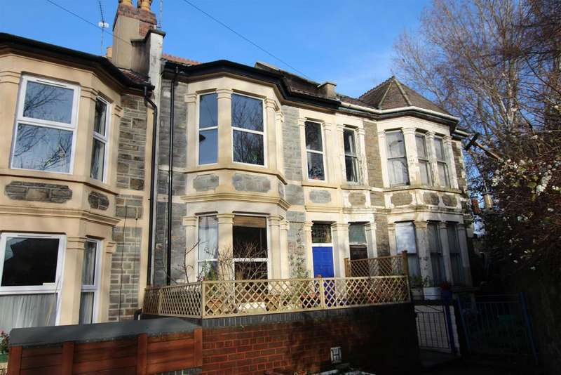 3 Bedrooms Terraced House for sale in Chelsea Park, Bristol, BS5 6AQ