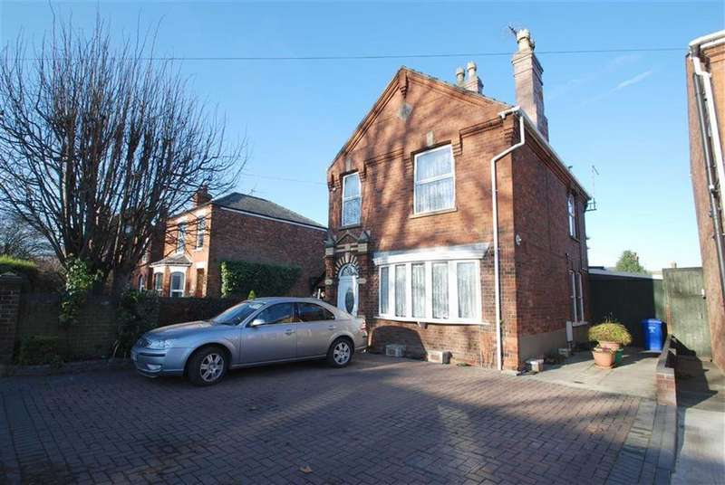 4 Bedrooms Detached House for sale in Sleaford Road, Boston