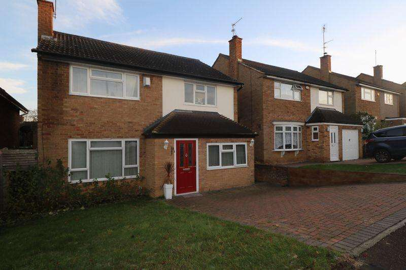 4 Bedrooms Detached House for sale in Greygoose Park, Harlow