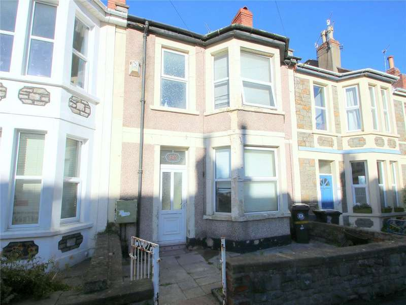 3 Bedrooms Terraced House for sale in Gathorne Road, Southville, Bristol, BS3