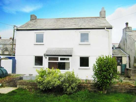 3 Bedrooms Cottage House for sale in Bramble Cottage, Delabole, Cornwall, PL33 9AS